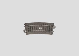 H0 | Märklin 24194 - Gebogen schakelrail R360 mm - 15Gr (C-rail)
