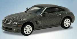 H0 | Ricko 38365 - CHRYSLER Crossfire Coupe, graphite gray