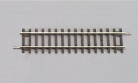 H0 | Piko 55202 - Rechte rails, L=119mm.