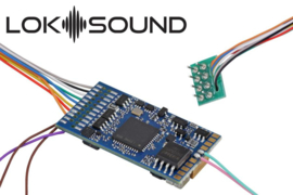 "H0 | Esu 58410 - LokSound 5 DCC/MM/SX/M4 ""Empty decoder"", 8-pin NEM652, with speaker 11 x 15mm, 0, H0"