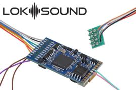 "H0 | Esu 58410 - LokSound 5 DCC/MM/SX/M4 ""Leerdecoder"", 8-pin NEM652, met luidspreker 11 x 15mm, 0, H0"