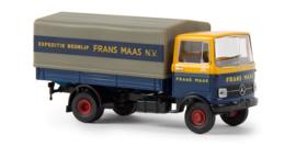 "H0   Brekina 48564 - Mercedes-Benz LP 608 ""Frans Maas"" (2. Version) (NL)"