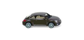 H0   Wiking 002901 - VW The Beetle toffee brown metallic (1)