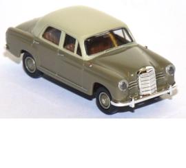 H0 | Brekina 23053 - Mercedes 150, gray/beige