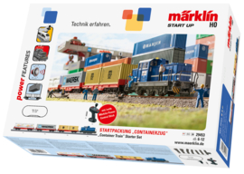 "H0 | Märklin Start up 29453 - Startset ""containertrein"""