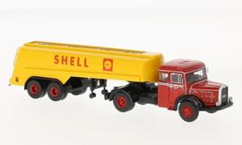 H0 | BoS-Models 87255 - Bernard TD 150, Shell, tankoplegger