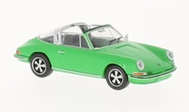 H0 | Brekina 16264 - Porsche 911 F targa, light green.
