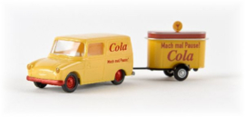 H0 | Brekina 25910 - VW Fridolin Cola