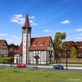 H0 | Vollmer 43768 - Vakwerkkerk Altbach