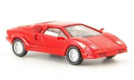 H0 | Ricko 38441 - Lamborghini Countach 25th Anniversary, red, 1989