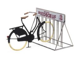 H0 | Artitec 387.370 - Fietsenrek Piedboeuf