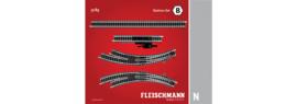 N | Fleischmann 9189 - Railset B