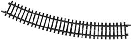 H0 | Märklin 2231 - Gebogen railstuk (K-rail)