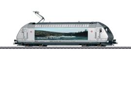 H0 | Märklin 39466 - NSB, Elektrische locomotief serie EL 18