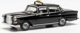 H0 | Herpa 095686 - Mercedes Benz 200, Taxi