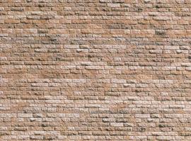 N | Faller 222563 - Muurplaat, Basalt