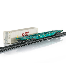 47135  -  Lineas, Containerwagen type Sgns