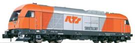 N | Fleischmann 726002 - RTS, Diesellocomotief  BR 2016