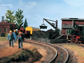 H0   Vollmer 45719 - Coaling facility