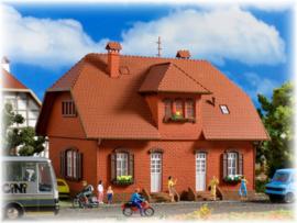 H0 | Vollmer 43659 -  Brick-settlement house