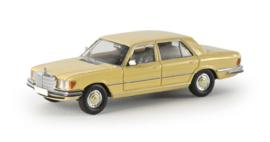 H0 | Brekina Starmada 13153 - Mercedes-Benz 450 SEL Limousine (W 116), light yellow