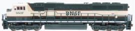 N | Kato 176-6302 - EMD SD70MAC / BNSF 9837
