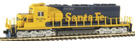 N | Kato 176-8201 - EMD SD40-2 / Santa Fe 5053
