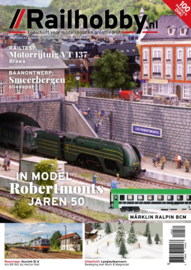 Railhobby 432 - Februari 2021