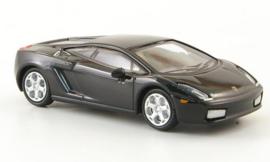H0 | Ricko 38402 - Lamborghini Gallardo, black, 2004