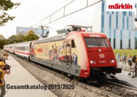 Märklin 15704 - Gesamtkatalog 2019/2020 DE
