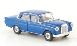 H0 | Brekina Starmada 13352 - Mercedes 190c (W110), blue, without cardboard slipcase
