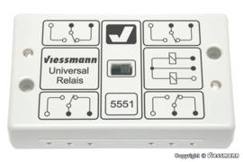 Viessmann 5551 - Universeel relais 1x4UM