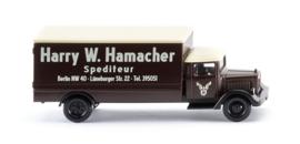 "N | Wiking 094407 - MB L 2500 ""Spedition Hamacher"""