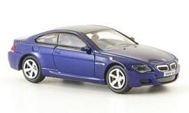 H0 | Ricko 38672 - BMW M6, blue, 2006