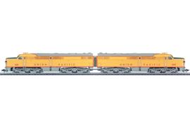 H0 | Trix 22805 - ALCO PA-1 Serie 600 Union Pacific (DC digitaal)