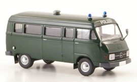 H0 | Brekina Starmada 13254 - Mercedes L206 D Kombi, Polizei (D), Prisoner transport..