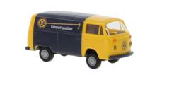 "H0 | Brekina 33546 - Volkswagen T2 ""ASG"", 2. Versie"