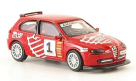 H0   Ricko 38836 - Alfa Romeo 147 Cup Version, No.1, 2001