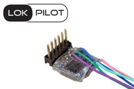 N | Esu 59837 - LokPilot 5 micro DCC/MM/SX, 6-pin Direkt haaks, N, TT