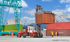 H0 | Kibri 11751 - KALMAR Containerlader