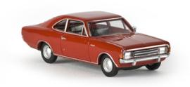 H0 | Brekina 20650 - Opel Rekord C Coupé , cardinal red