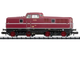 N | Minitrix 16801 - DB, Diesellocomotief serie V 80 (digitaal sound)