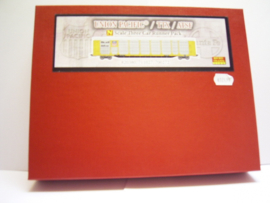 N | Micro Trains 99300065 - 89' Tri-Level Enclosed Auto Rack 3-Car Runner Pack