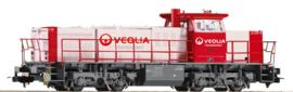 H0 | Piko 59286 - Veolia, Diesellocomotief serie G1206 (AC digitaal)