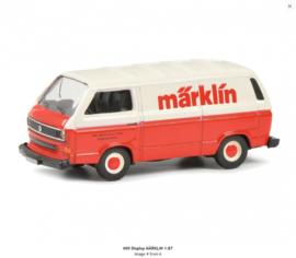 """Schuco 452653804 - Volkswagen T3 """"Märklin"""" (MHI)"""