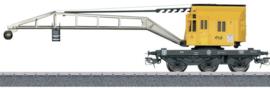 H0   Märklin 46710.001 - NS Kraanwagen Krupp-Ardelt