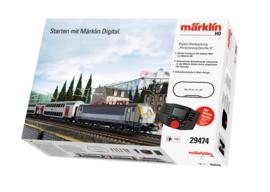 """H0   Märklin 29474 - Digitale startset """"Personentrein tijdperk VI"""""""