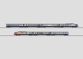 H0   Märklin 37608 - ESG, BST dieseltreinstel.