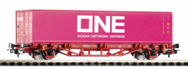 H0 | Piko 57757 - NS, Containerwagen