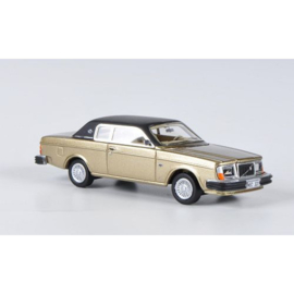 H0 | NEO 87320 - 1981 Volvo 262 C Bertone - Goud